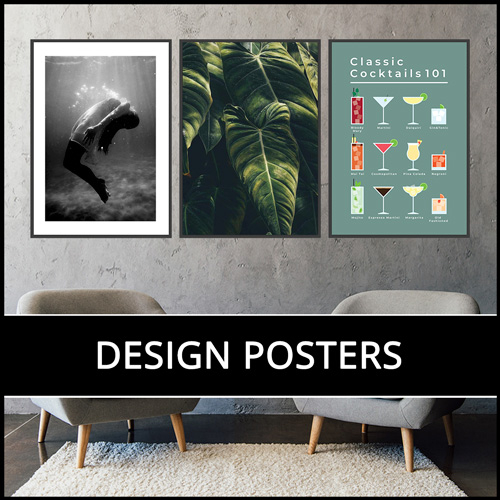 Design posters