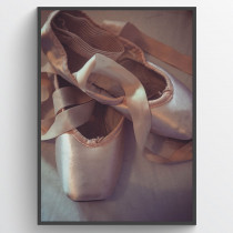 Ballerina shoes - poster
