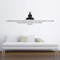 Happiness - Buddha