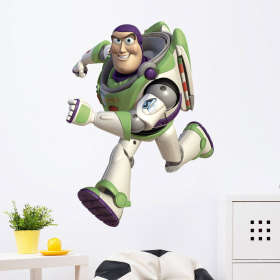 Toy Story - Buzz Lightyear väggdekor
