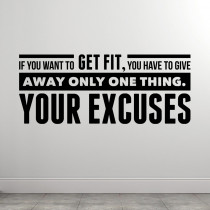 Your Excuses