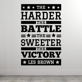 Sweet victory - Les Brown