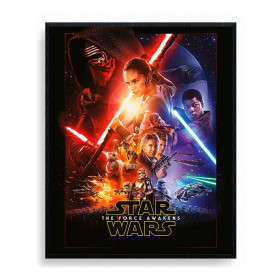 Star Wars Episode VII (One Sheet) Poster väggdekor