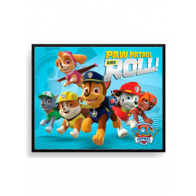 Paw Patrol (On A Roll) Poster väggdekor