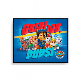 Paw Patrol (Great Job Pups) Poster väggdekor