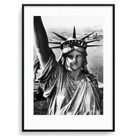 Time Life (Statue of Liberty) Poster väggdekor