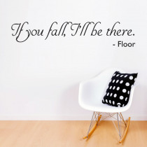If you fall