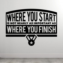 Where You Start