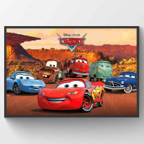 Cars Best Friends Poster