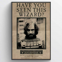 Harry Potter (Wanted Sirius Black) Poster