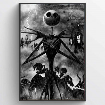 Nightmare Before Christmas (Storm) Poster